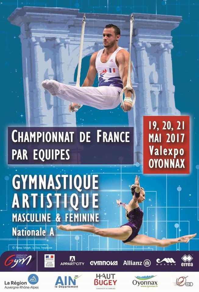 Gymnastique Féminine (GAF) 65b017ff043